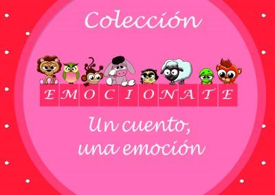 Colección completa Cuentos Emociónate