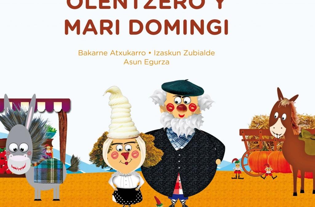 Olentzero y Mari Domingui