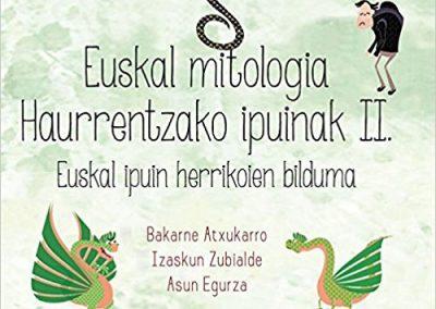 Euskal Mitologia Haurrentzako Ipuinak II